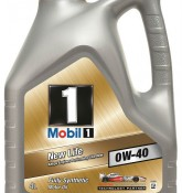масло Mobil 1 Keeps Engines Running Like New 0W40 4L