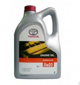 Масло TOYOTA Engine Oil 0W20 5L